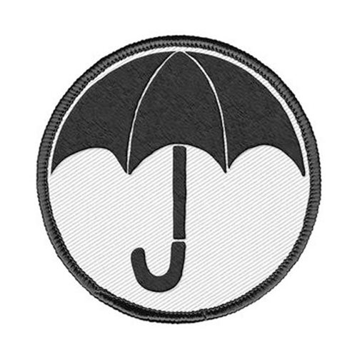 Umbrella Academy Umbrella Logo Patch
