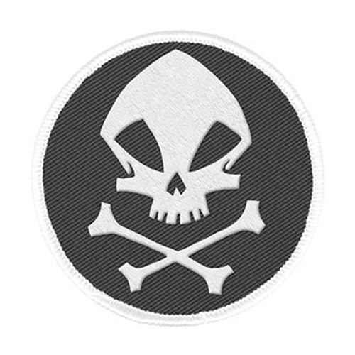 Umbrella Academy The Kraken Skull Logo Patch