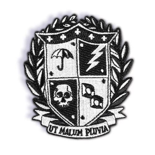 Umbrella Academy Crest Logo Patch
