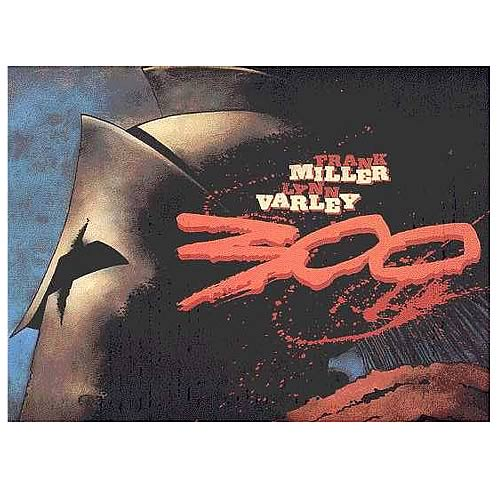 300 Hardcover Graphic Novel