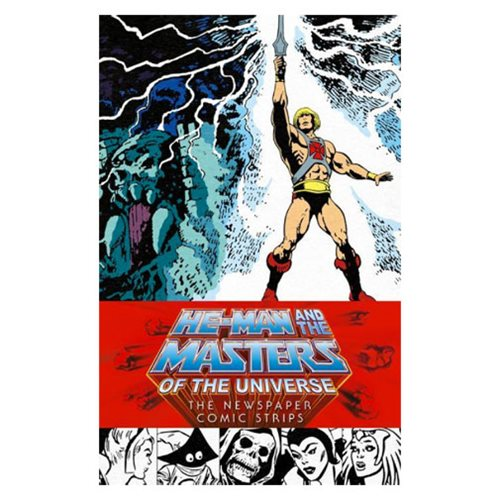 He-Man Masters of the Universe Newspaper Comic Strips