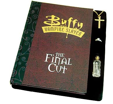 Buffy Supernatural Defense Kit