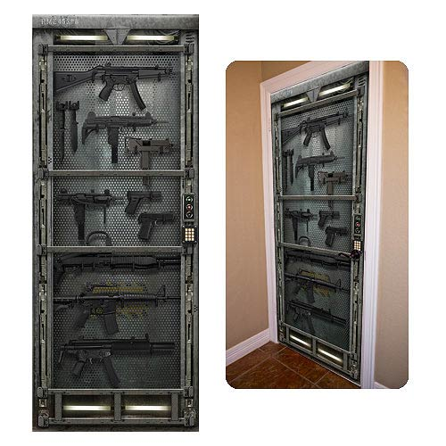 Armory DoorJamz Vinyl Door Wall Sticker