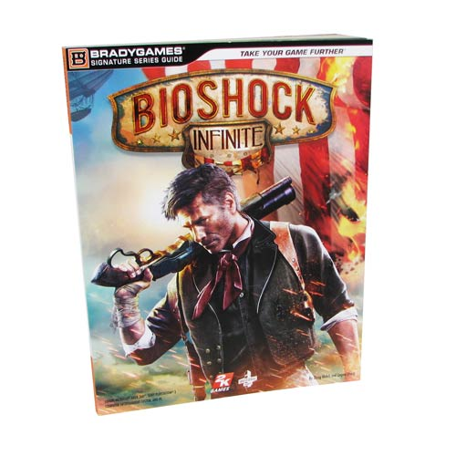 BioShock Infinite Signature Series Strategy Guide Book