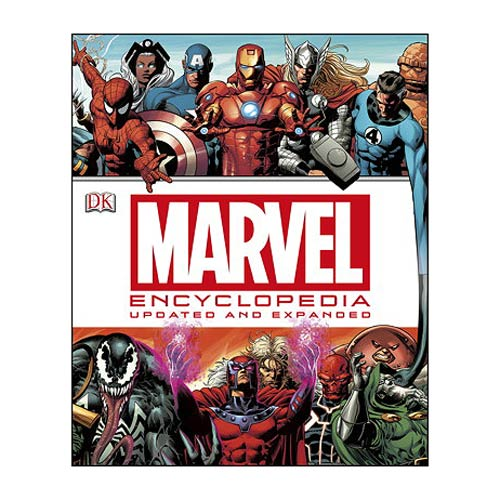 Marvel Updated and Expanded Hardcover Encyclopedia