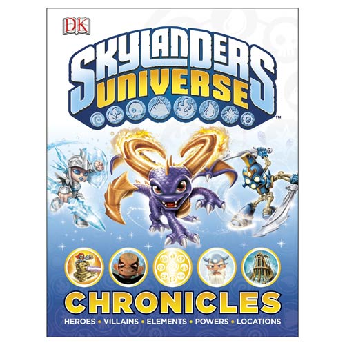 Skylanders Universe The Skylanders Chronicles Hardcover Book