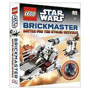 LEGO Star Wars Battle for Stolen Crystals Brickmaster Book