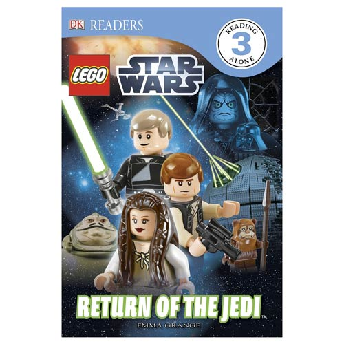 LEGO Star Wars Return of the Jedi DK Readers 3 Book