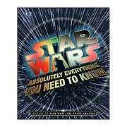 Star Wars Episode VII Everything You Need to Know Hardcover Book