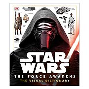 Star Wars Episode VII The Force Awakens Visual Dictionary Book