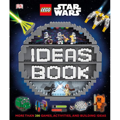 LEGO Star Wars Ideas Book Hardcover Book