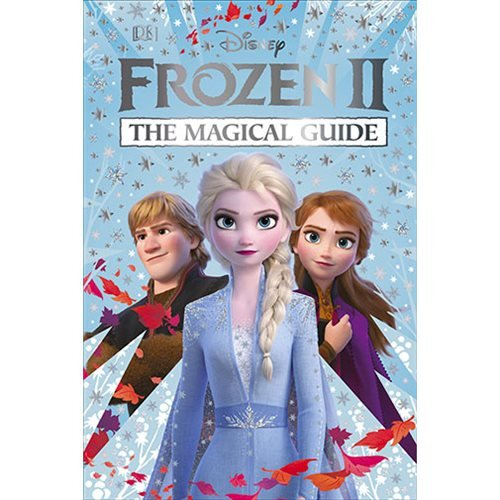 Disney Frozen 2 The Magical Guide Hardcover Book
