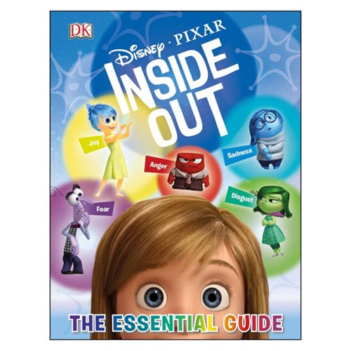 Inside Out: The Essential Guide Hardcover Book
