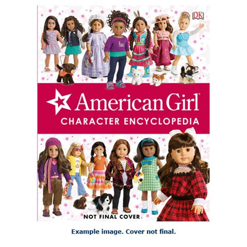 Discover the lovable American Girl characters-from Kaya to the latest Girl of the Year-with the American Girl Character Encyclopedia Hardcover Book. Featuring all the BeForever and Girl of the Year characters, the American Girl Character Encyclopedia Hardcover Book is packed with incredible facts and details about each doll. Explore sets, accessories, outfits, and more-including a look at some of the popular Truly Me dolls and collections. With stunning full-color photography, essential information about each character, and fascinating little known facts, the American Girl Character Encyclopedia is a must-have for American Girl fans of all ages. The 208 page book measures about 9 1/5-inches tall x 7 1/5-inches wide.
