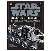 Star Wars Episode III Cross Sections Hardcover Book