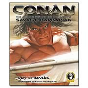 Conan the Barbarian Ultimate Guide Hardcover Book