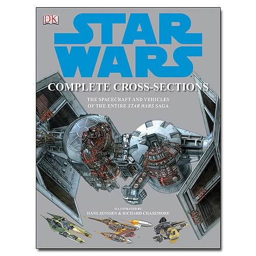 Star Wars Complete Cross Sections Book
