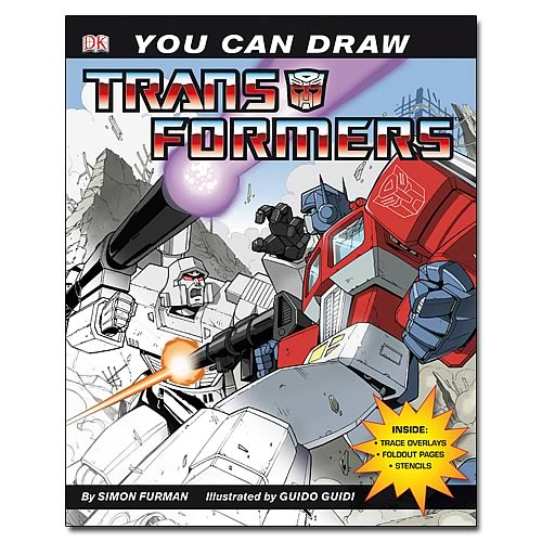 Transformers You Can Draw Transformers Book Book