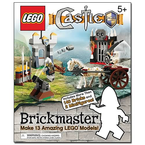 LEGO Brickmaster Castle Book and Toy Set