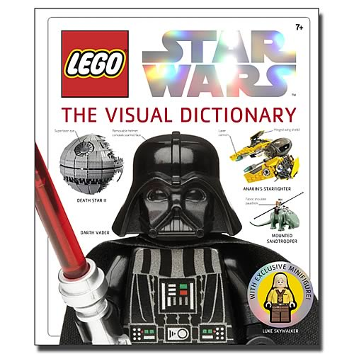 LEGO Star Wars Visual Dictionary with Exclusive Figure