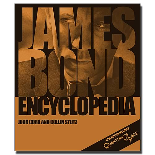 James Bond Encyclopedia Updated Edition Book