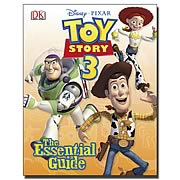 Toy Story 3 Essential Guide Hardcover Book