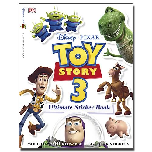 Toy Story 3 Ultimate Sticker Book