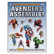 Marvel Avengers Assemble Ultimate Sicker Collection Book