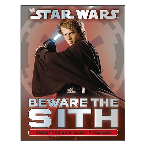 Star Wars Beware the Sith Hardcover Book