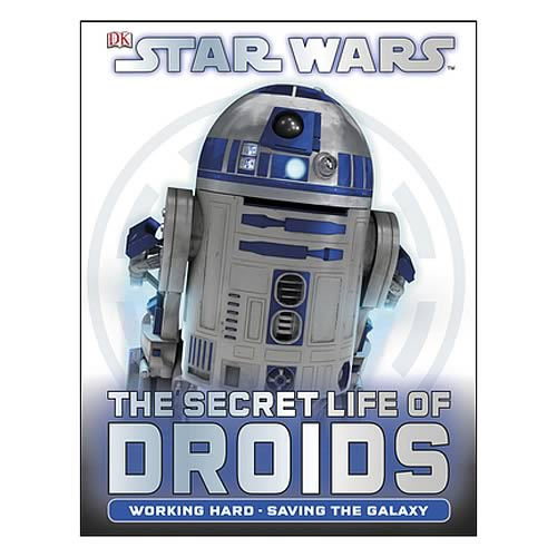 Star Wars Secret Life of Droids Hardcover Book