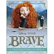 Disney Brave Essential Guide Hardcover Book