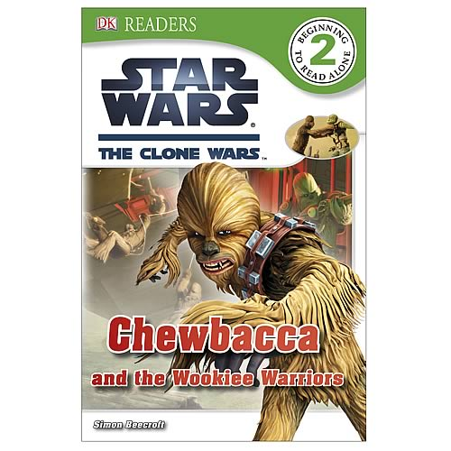 Star Wars Clone Wars Chewbacca & Wookiee Warriors Hardcover