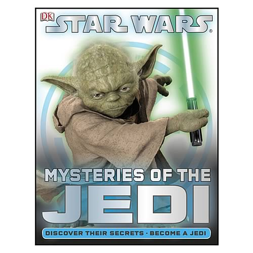 Star Wars Mysteries of the Jedi Book