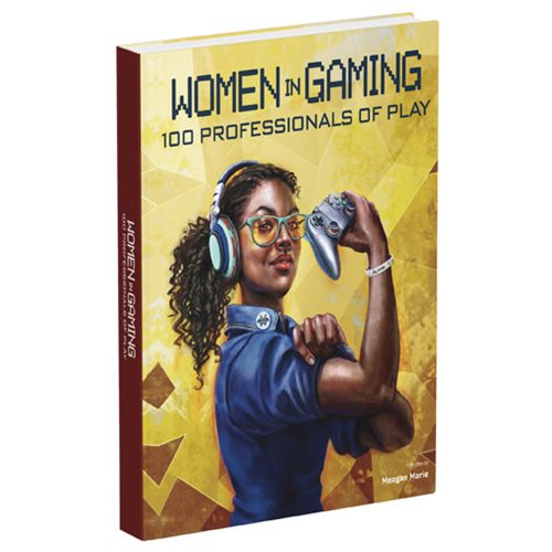 Women in Gaming: 100 Professionals of Play Hardcover Book