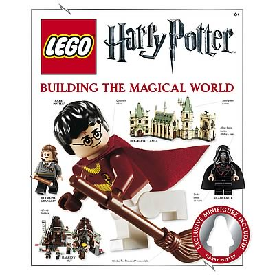 LEGO Harry Potter Building the Magical World Book