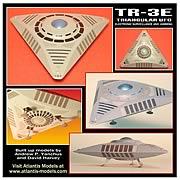 TR-3E Triangular UFO Model Kit