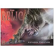 Relic Movie Kothoga Creature Model Kit