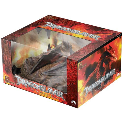 Dragonslayer Vermithrax Dragon Preassembled Model Kit