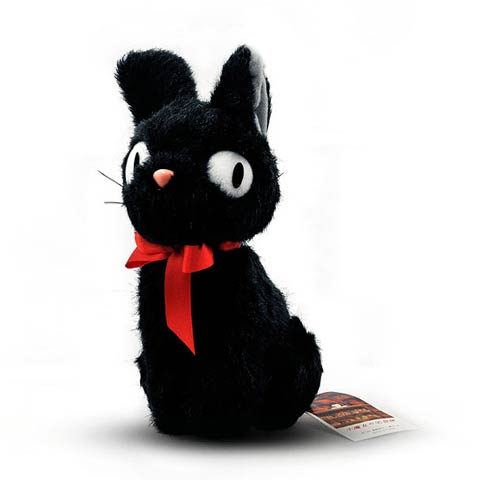 Kiki's Delivery Sevice Jiji 9-Inch Plush