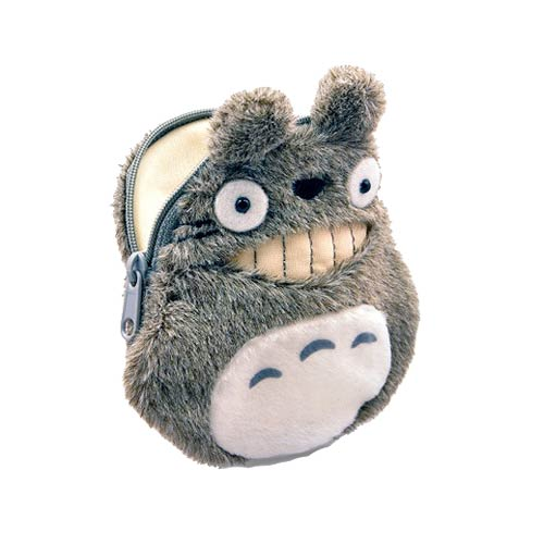 My Neighbor Totoro Totoro Smiling 5-Inch Coin Purse