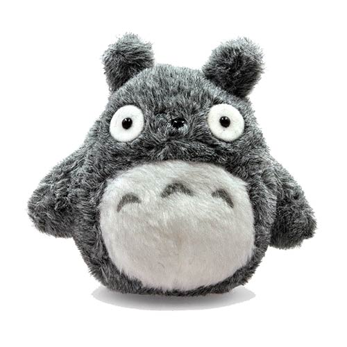 My Neighbor Totoro Totoro 4-Inch Otedama Plush