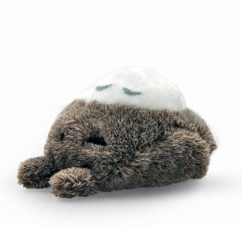 My Neighbor Totoro Totoro Sleeping 4-Inch Otedama Plush