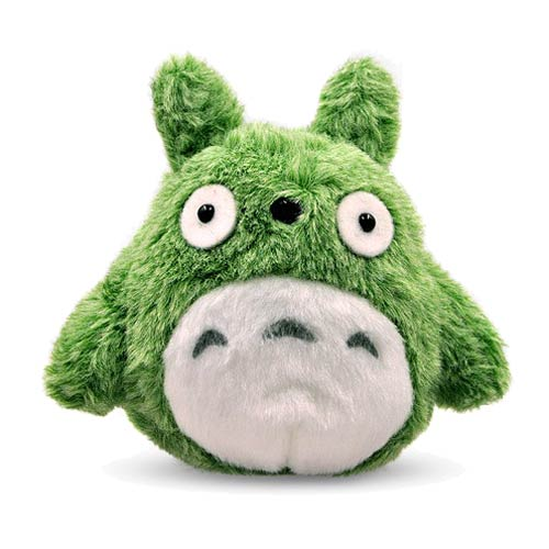 My Neighbor Totoro Green Totoro 4-Inch Plush
