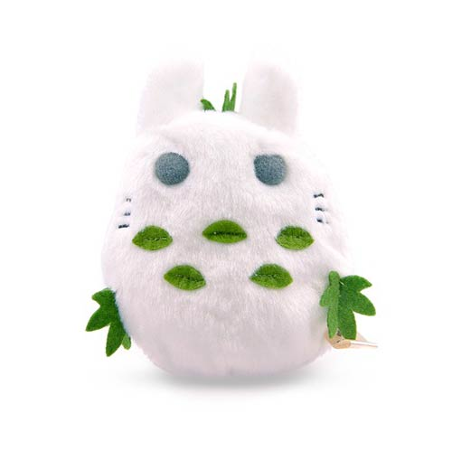 My Neighbor Totoro Snowman 4-Inch Otedama Plush