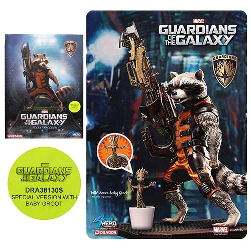 Guardians of the Galaxy Model Kit - 50% Off Today Only!