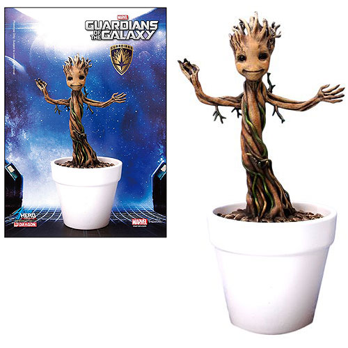 Guardians of the Galaxy Baby Groot AHV Model Kit