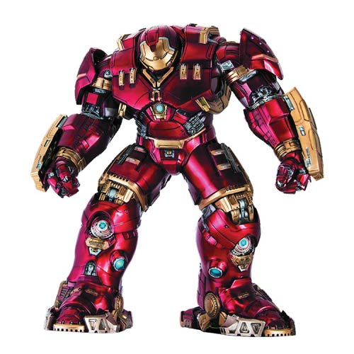 Avengers: Age of Ultron Hulkbuster Iron Man Figure, Not Mint
