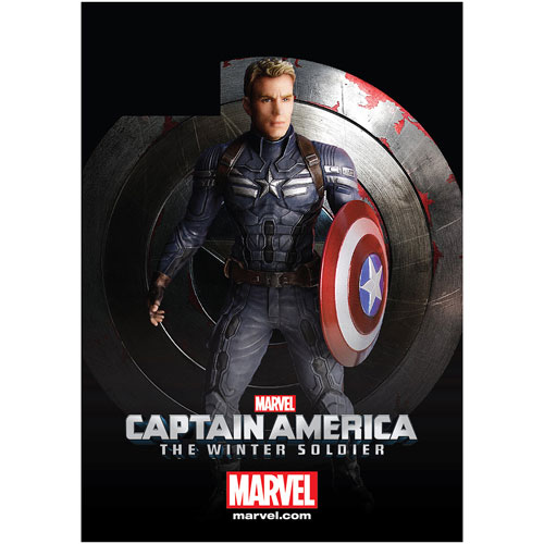 Captain America The Winter Soldier Model Kit