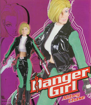 12in. Danger Girl Abbey Chase