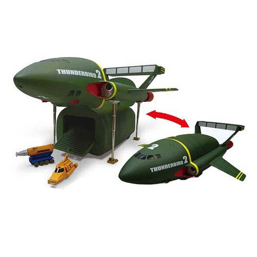Thunderbirds Super Big Thunderbird 2 Vehicle Model Kit